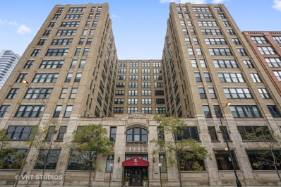 728 W Jackson Boulevard UNIT 612, Chicago, IL 60661 - #: 10109067