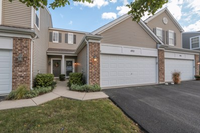492 Brookside Drive UNIT 492, Oswego, IL 60543 - #: 10109090