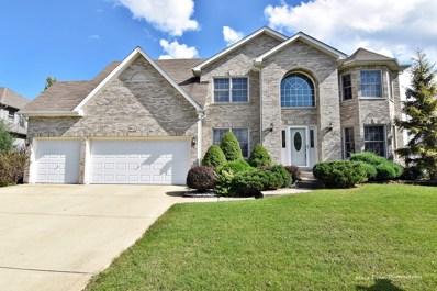 13227 Brooklands Lane, Plainfield, IL 60585 - #: 10109110