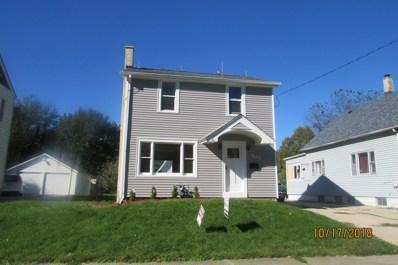 633 Gates Street, Aurora, IL 60505 - MLS#: 10109146