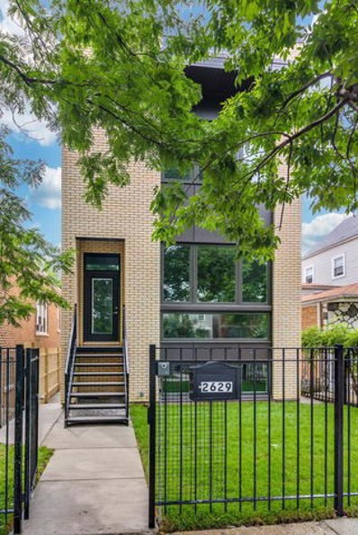 1853 N Fairfield Avenue, Chicago, IL 60647 - MLS#: 10109240