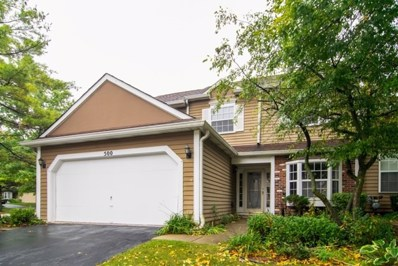 500 Ascot Lane, Streamwood, IL 60107 - MLS#: 10109313