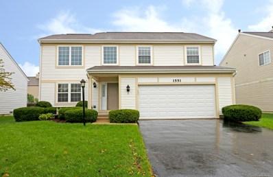 1551 Arlington Lane, Gurnee, IL 60031 - #: 10109366