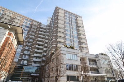 1515 S Prairie Avenue UNIT 1302, Chicago, IL 60605 - MLS#: 10109420