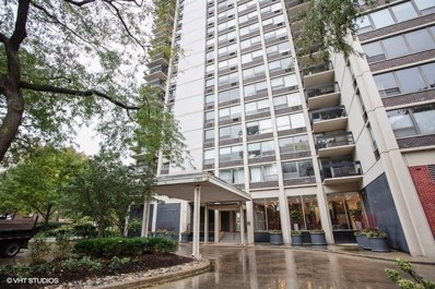 1360 N Sandburg Terrace UNIT 601C, Chicago, IL 60610 - #: 10109427