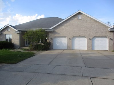 8272 Parkview Lane, Frankfort, IL 60423 - MLS#: 10109435