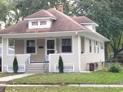 619 S Liberty Street, Elgin, IL 60120 - #: 10109486