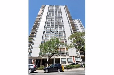 1355 N Sandburg Terrace UNIT 1008, Chicago, IL 60610 - #: 10109705