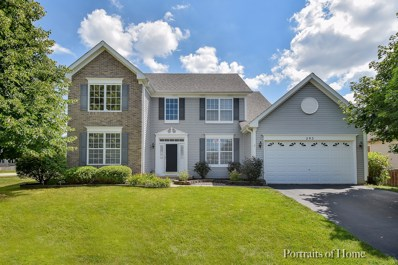293 Hampton Road, Sugar Grove, IL 60554 - MLS#: 10109729