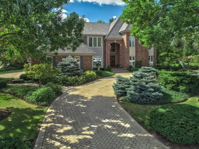 2 Brighton Place, Burr Ridge, IL 60527 - #: 10110008