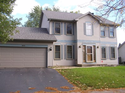 682 Timberline Drive, Bolingbrook, IL 60490 - MLS#: 10110011