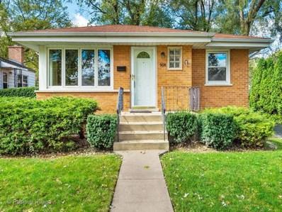 908 S Hillside Avenue, Elmhurst, IL 60126 - MLS#: 10110101