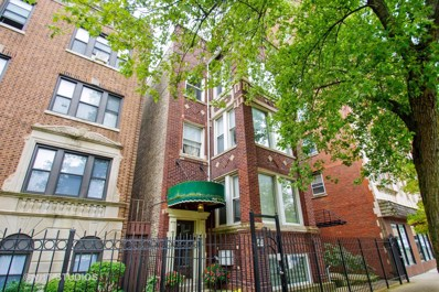 945 W Agatite Avenue UNIT G, Chicago, IL 60640 - #: 10110172
