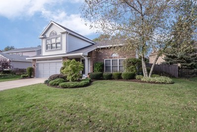 670 Yardley Lane, Hoffman Estates, IL 60169 - MLS#: 10110255