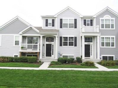 1593 Windward Drive, Pingree Grove, IL 60140 - MLS#: 10110306