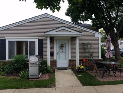 1538 Quaker Lane UNIT 171A, Prospect Heights, IL 60070 - MLS#: 10110398