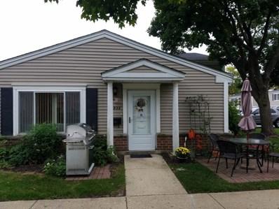 1538 Quaker Lane UNIT 171A, Prospect Heights, IL 60070 - #: 10110398