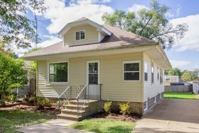 1519 Burry Street, Joliet, IL 60435 - MLS#: 10110488