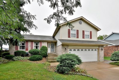 16618 Hunter Trail, Tinley Park, IL 60477 - #: 10110529