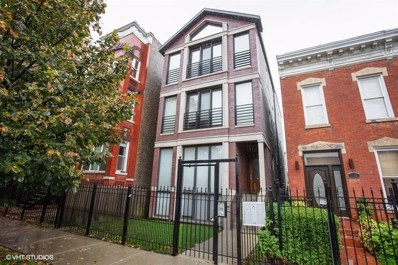 1541 N Talman Avenue UNIT 1, Chicago, IL 60622 - #: 10110534