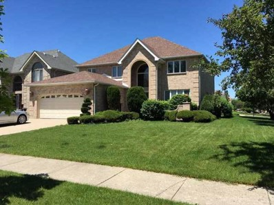 1320 Sable Drive, Addison, IL 60101 - MLS#: 10110540