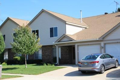 7060 Newport Drive UNIT 203, Woodridge, IL 60517 - #: 10110561