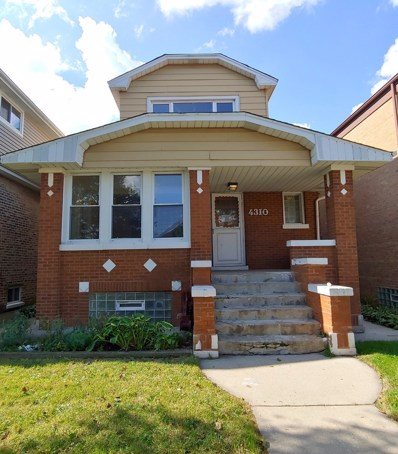 4310 N Monitor Avenue, Chicago, IL 60634 - #: 10110562
