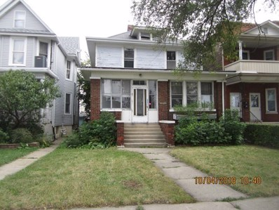 1435 Otto Boulevard, Chicago Heights, IL 60411 - MLS#: 10110635