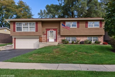 702 W Burning Tree Lane, Arlington Heights, IL 60004 - MLS#: 10110652