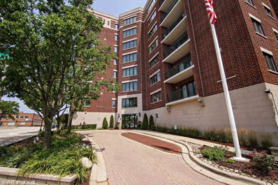 201 N Vail Avenue UNIT 703, Arlington Heights, IL 60004 - #: 10110655