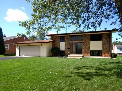 1282 Douglas Lane, Crete, IL 60417 - MLS#: 10110897