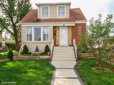 7545 W Carmen Avenue, Harwood Heights, IL 60706 - #: 10110931