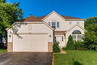 1567 Lavender Drive, Romeoville, IL 60446 - #: 10110946