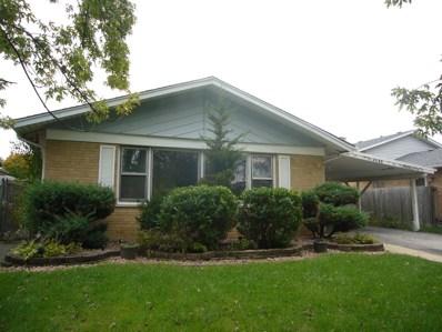 3646 W Benck Drive, Alsip, IL 60803 - MLS#: 10110981