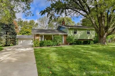 734 Rolling Drive, Lisle, IL 60532 - MLS#: 10111114