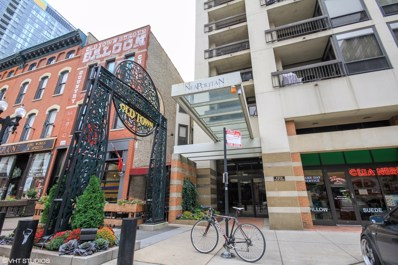 1212 N Wells Street UNIT 1405, Chicago, IL 60610 - MLS#: 10111395