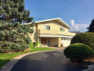 2821 Briarwood Drive WEST, Arlington Heights, IL 60005 - MLS#: 10111403