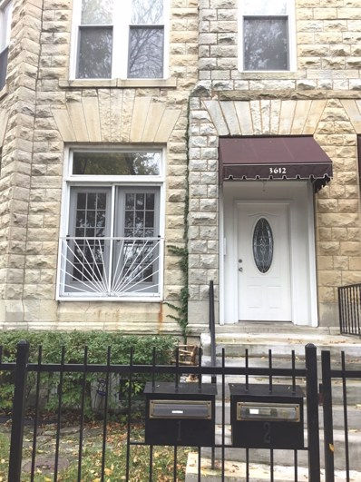 3612 S Prairie Avenue UNIT 1, Chicago, IL 60653 - MLS#: 10111442