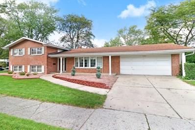 1456 Idlewild Lane, Homewood, IL 60430 - MLS#: 10111470