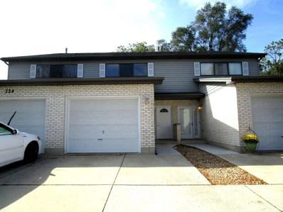324 Brookdale Drive UNIT B, Bloomingdale, IL 60108 - MLS#: 10111544