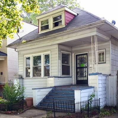 4839 W Bloomingdale Avenue, Chicago, IL 60639 - #: 10111665