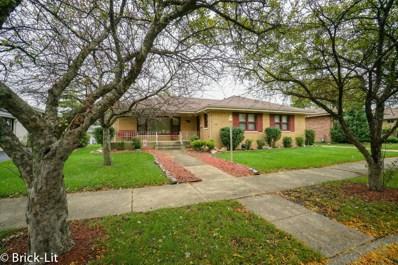 14541 S Campbell Avenue, Posen, IL 60469 - #: 10111886
