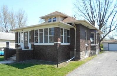 412 N Monroe Street, Gardner, IL 60424 - MLS#: 10112019