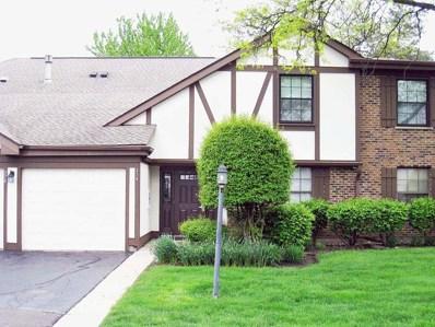 374 Ferndale Court UNIT B1, Schaumburg, IL 60193 - MLS#: 10112143