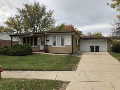 606 N Carroll Parkway, Glenwood, IL 60425 - MLS#: 10112152