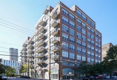 933 W Van Buren Street UNIT 803, Chicago, IL 60607 - MLS#: 10112209