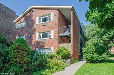540 Hinman Avenue UNIT 6, Evanston, IL 60202 - MLS#: 10112238