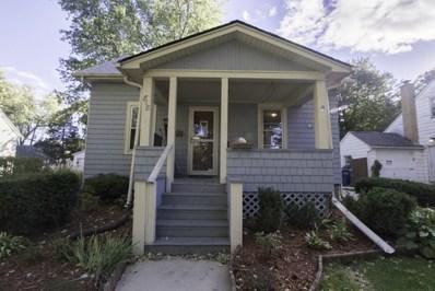 818 Spruce Street, Aurora, IL 60506 - MLS#: 10112241