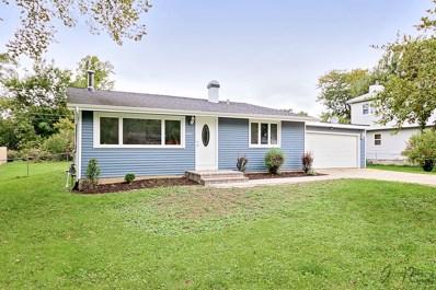 1424 N Poplar Avenue, Round Lake Beach, IL 60073 - MLS#: 10112262