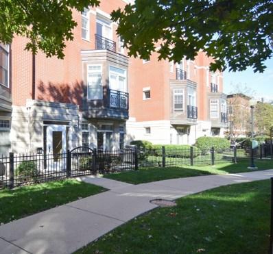 808 W University Lane UNIT 1B, Chicago, IL 60608 - MLS#: 10112282